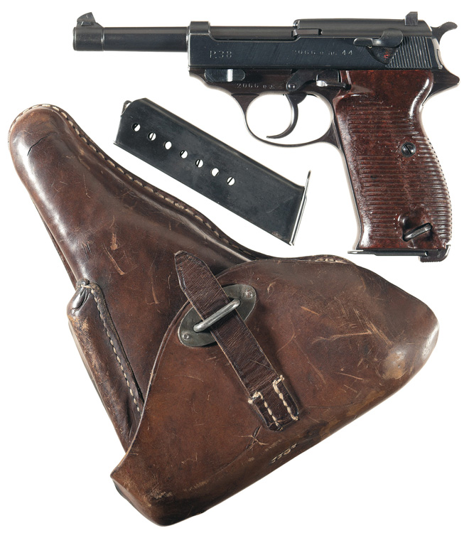 German WWII issue P-38 Pistol